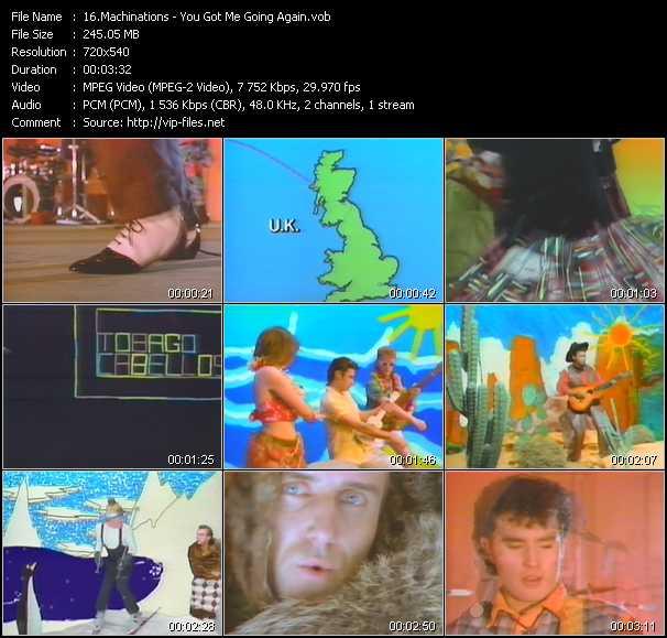 Machinations video screenshot