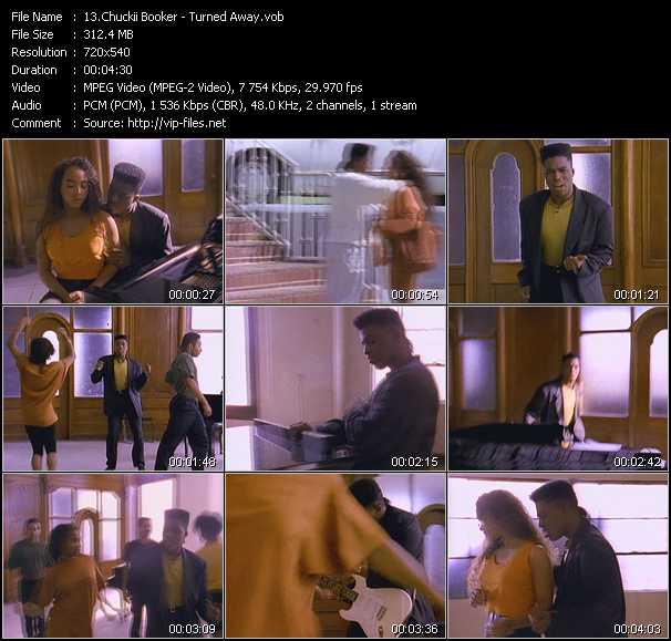 Chuckii Booker video screenshot