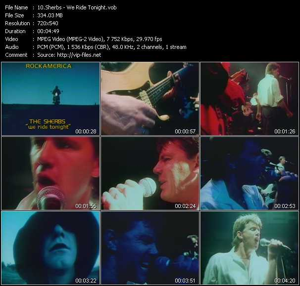 Sherbs video screenshot
