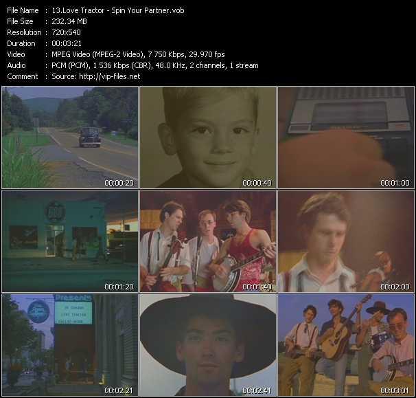 Love Tractor video screenshot