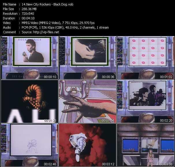 NewCity Rockers video screenshot