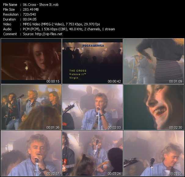 Cross video screenshot