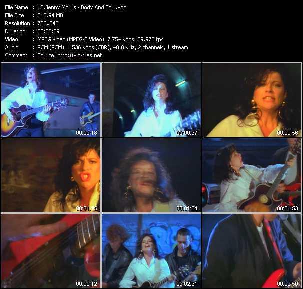 Jenny Morris video screenshot