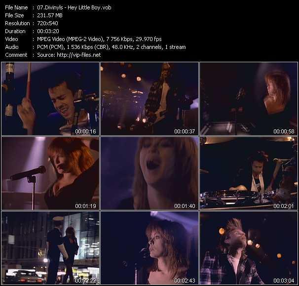 Divinyls video screenshot
