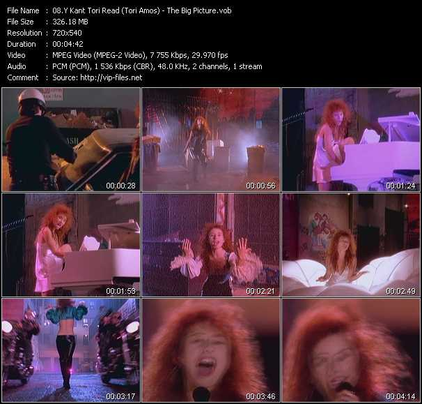 Y Kant Tori Read (Tori Amos) video screenshot