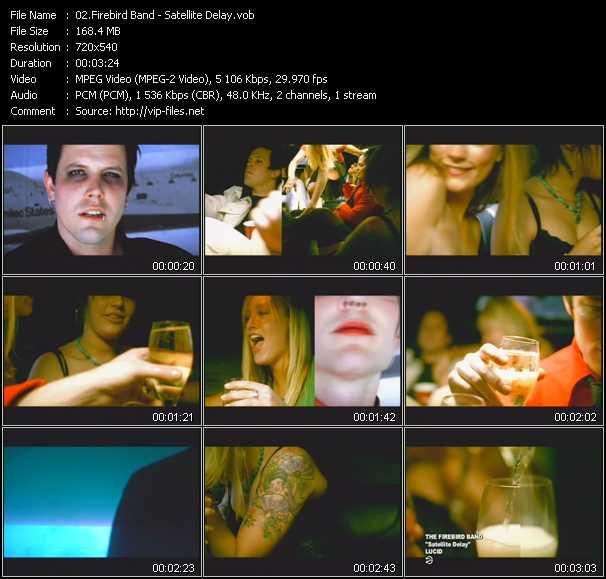 Firebird Band video screenshot