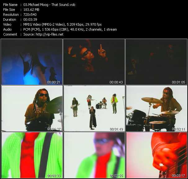 Michael Moog video screenshot