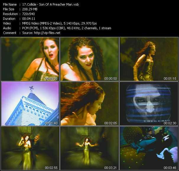 Collide video screenshot