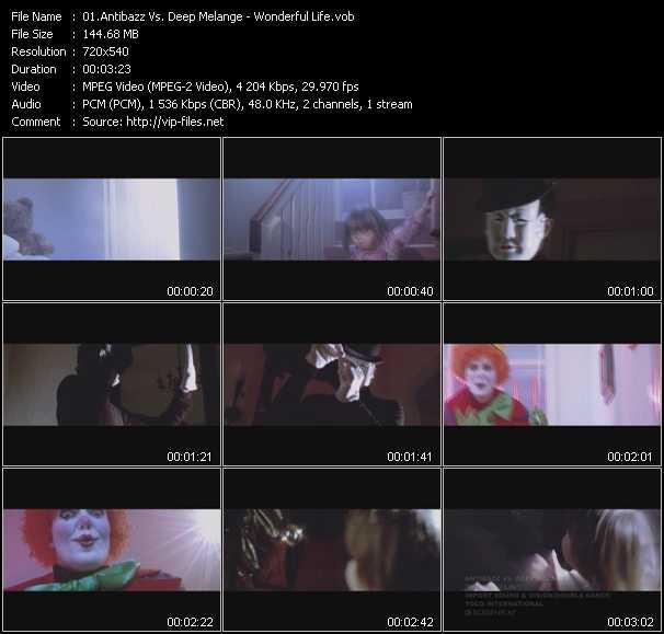 Antibazz Vs. Deep Melange video screenshot