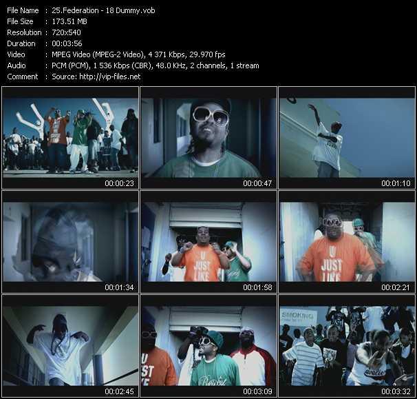 Federation video screenshot
