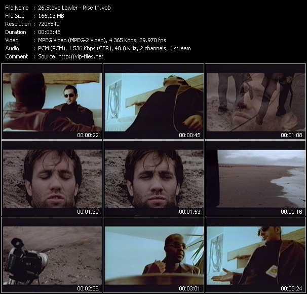 Steve Lawler video screenshot