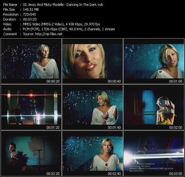Jessy And Micky Modelle video screenshot