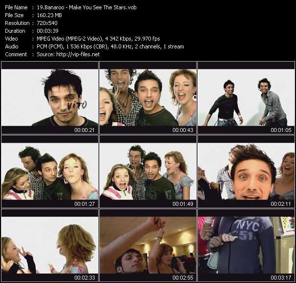 Banaroo video screenshot
