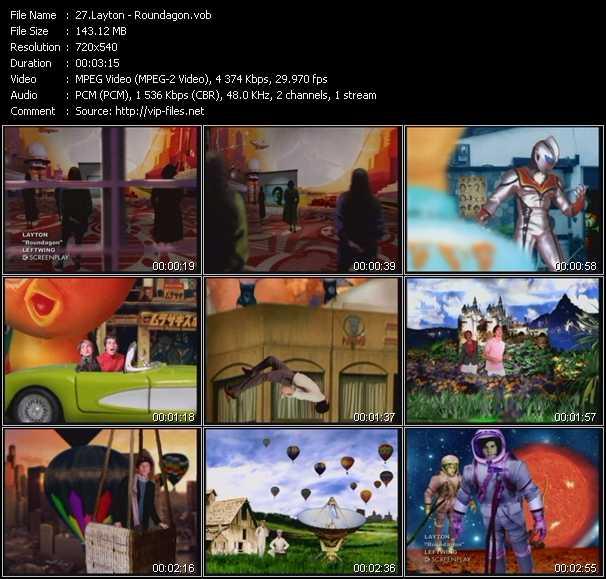 Layton video screenshot