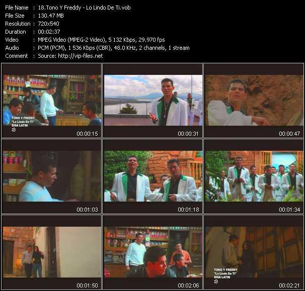 Tono Y Freddy video screenshot
