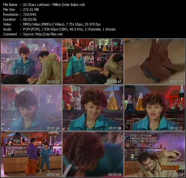 Stacy Lattisaw video screenshot