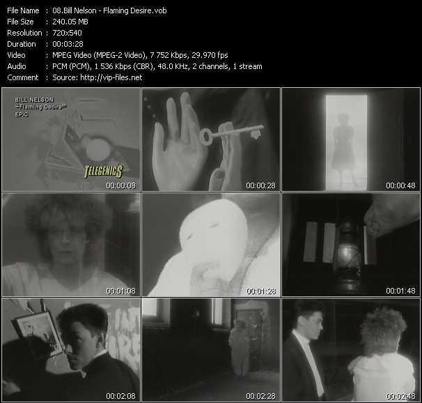 Bill Nelson video screenshot