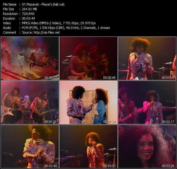Mazarati video screenshot