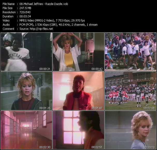 Michael Jeffries video screenshot
