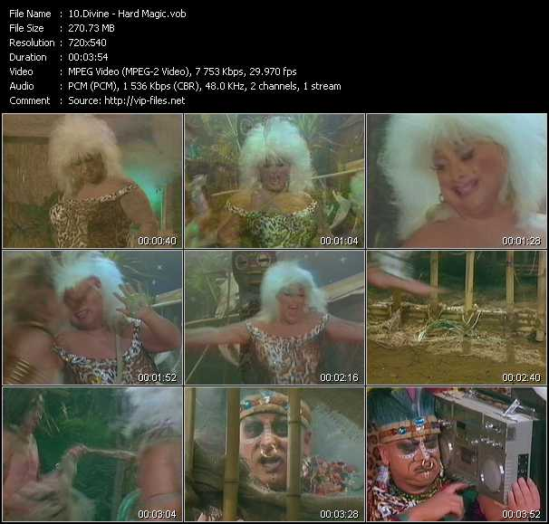 Divine video screenshot