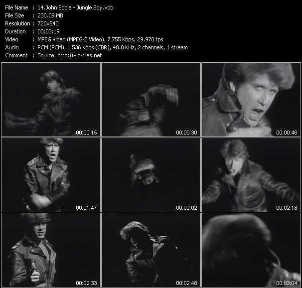John Eddie video screenshot