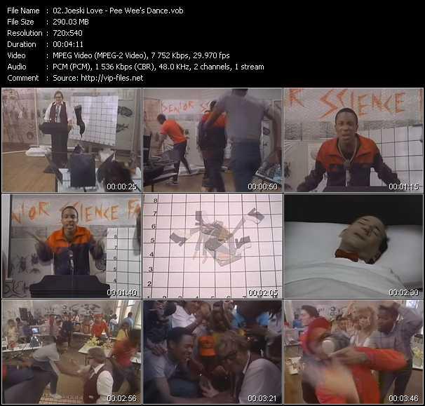 Joeski Love video screenshot