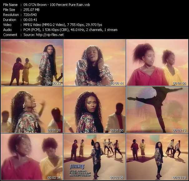 O'Chi Brown video screenshot