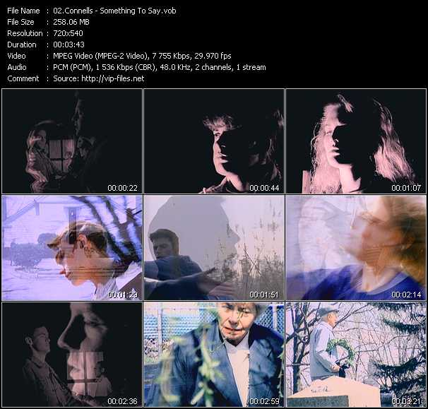 Connells video screenshot