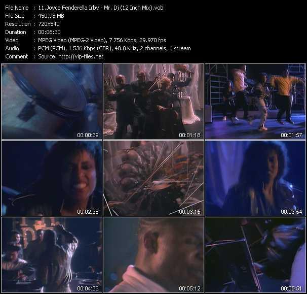 Joyce Fenderella Irby video screenshot