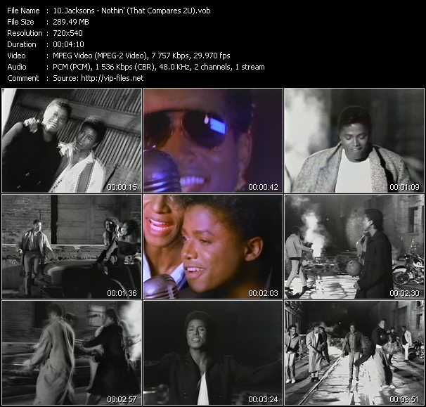 Jacksons video screenshot