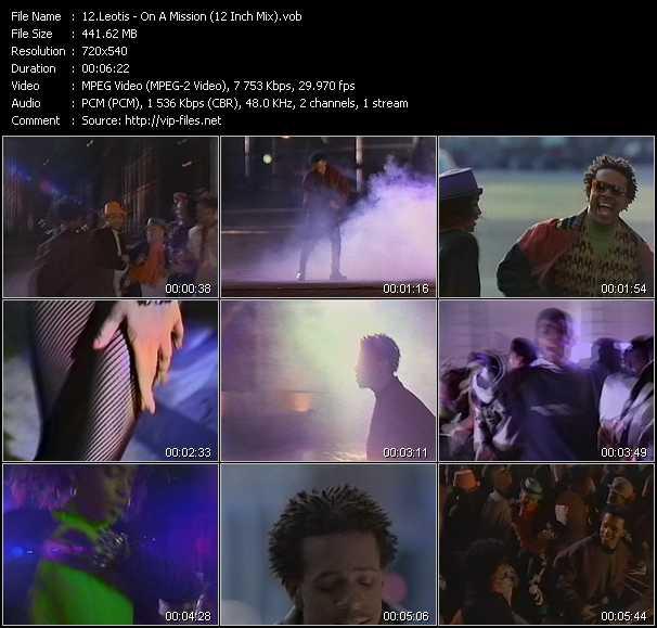 Leotis video screenshot