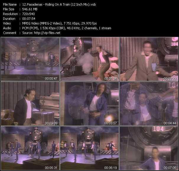 Pasadenas video screenshot