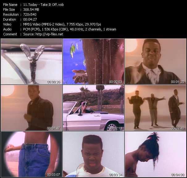 Today video screenshot