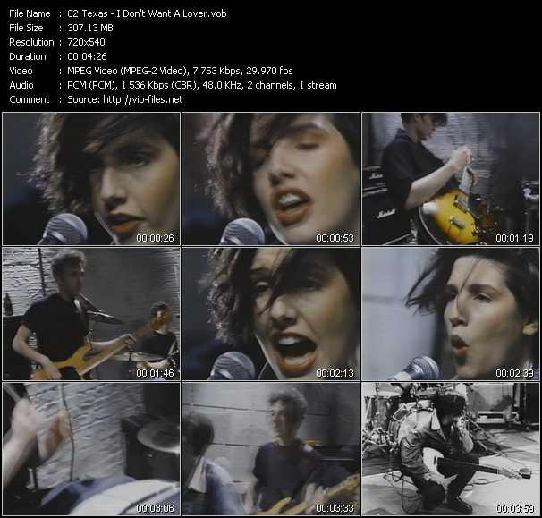 Texas video screenshot