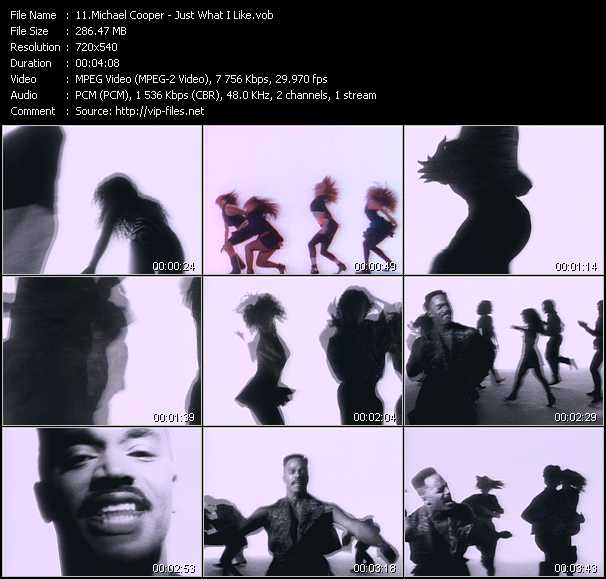 Michael Cooper video screenshot