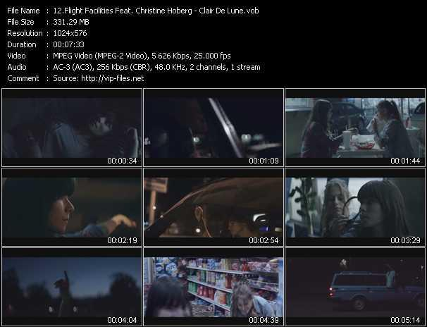 Flight Facilities Feat. Christine Hoberg video screenshot