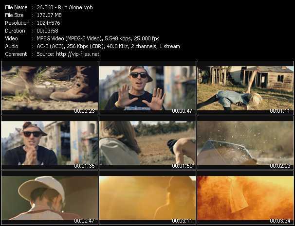 360 video screenshot
