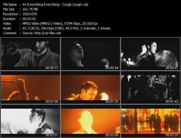 Everything Everything video screenshot