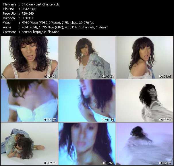 Cyre video screenshot