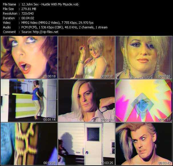 John Sex video screenshot
