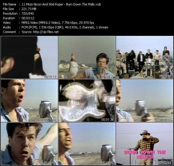 Mojo Nixon And Skid Roper video screenshot