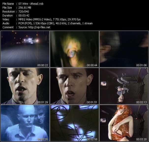 Wire video screenshot