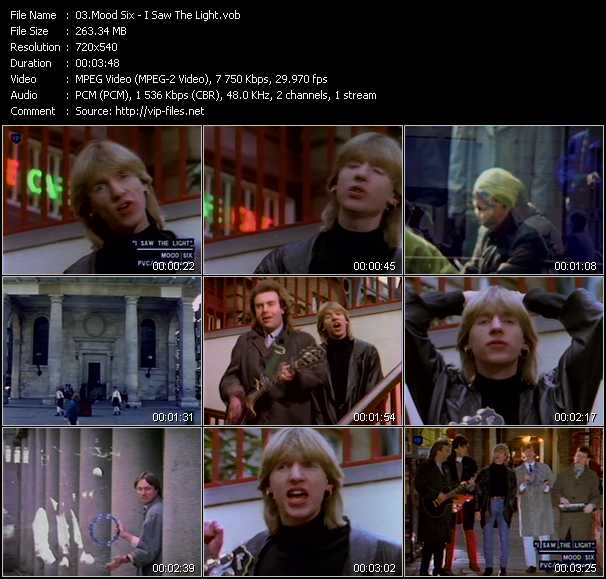 Mood Six video screenshot