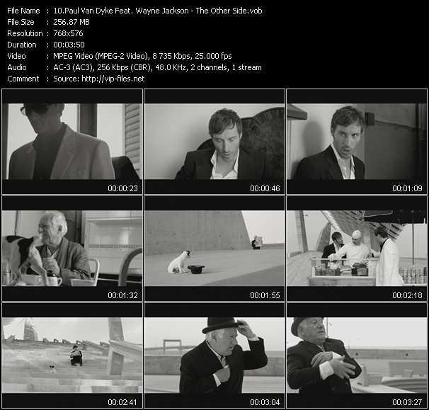 Paul Van Dyk Feat. Wayne Jackson video screenshot