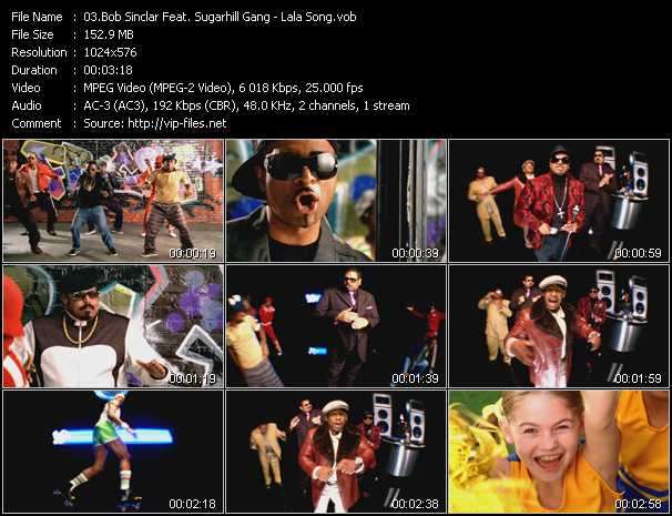 video Lala Song screen