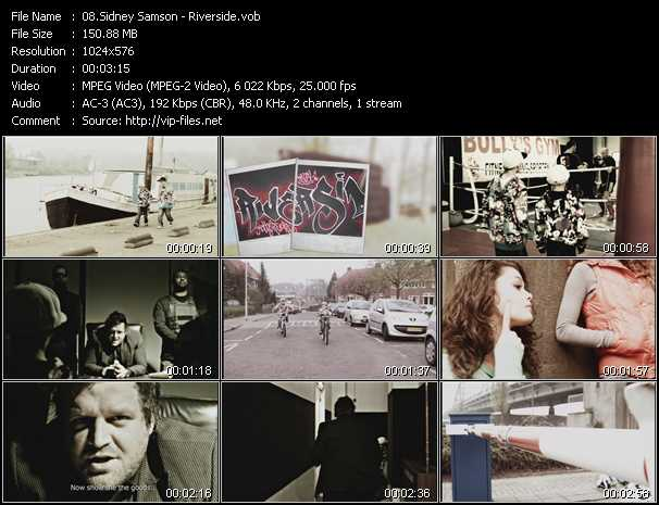 Sidney Samson video screenshot