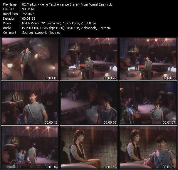 Markus video screenshot