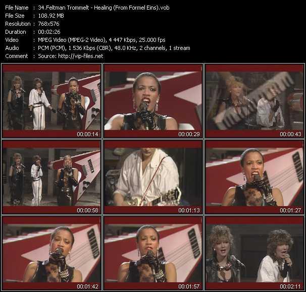 Feltman Trommelt video screenshot