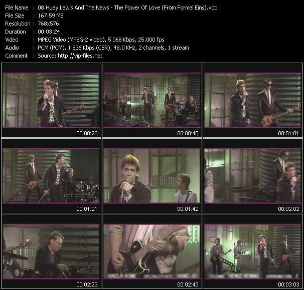 video The Power Of Love (From Formel Eins) screen