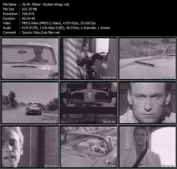 Mr. Mister video screenshot